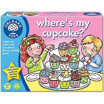 Orchard Toys wo ist meine Cupcake