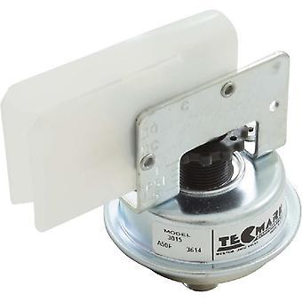 "Tecmark 3015 0.125"" MPT 25A Pressure Switch"