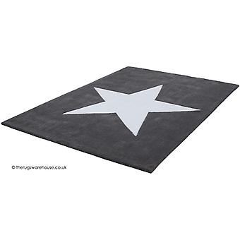 Dream Big Star Grey Rug