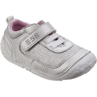 Hush Puppies jongens & meisjes Livvy peuter Casual één riem Trainer schoenen