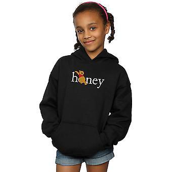 Disney Girls Winnie Pooh Bal Hoodie