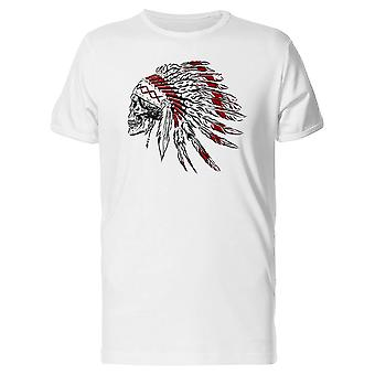 Native American Indian kallo Tee Men-kuva: Shutterstock