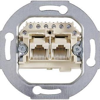 Busch-Jaeger Insert UAE socket Duro 2000 SI Linear, Duro 2000 SI, Reflex SI Linear, Reflex SI, Solo, Alpha Nea, Alpha exclusiv, Future Linear, Impuls, Plain