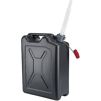 Pressol Fuel Can Black Plastic 20L