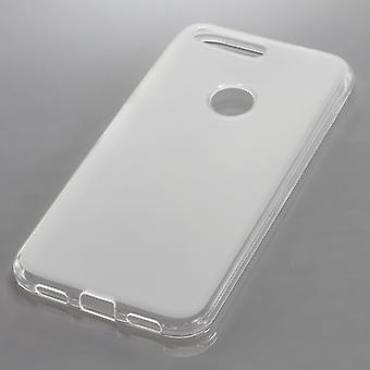 Mobile case TPU case for mobile Google pixel XL transparent