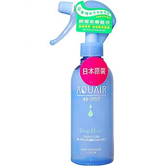 Shiseido Aquair dypt fuktig hår behandling Lotion Spray 220ml
