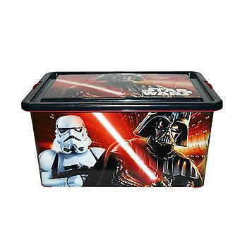Star Wars toy store plast Box 23 Lt