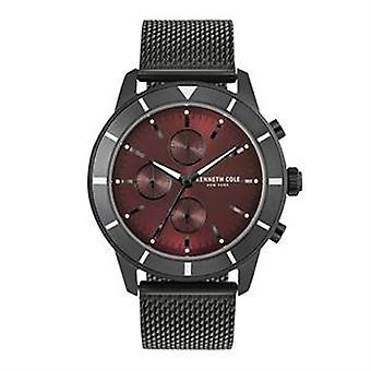 Kenneth Cole New York mannen horloge horloge roestvrijstaal KC50573003