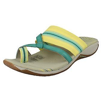 Damskie Merrell elastyczny pasek sandały Cynia Alhambra/akacja Rock rozmiar 4