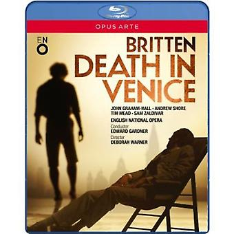 Britten - Death in Venice (Warner/Gardner) [BLU-RAY] USA import