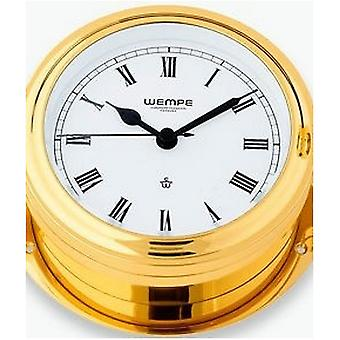 Wempe chronometer works Cup porthole clock CW140001