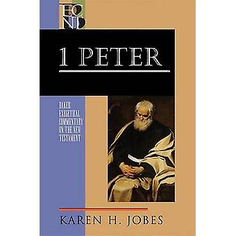 1 Piotra przez Karen H. Jobes - 9780801026744 książki