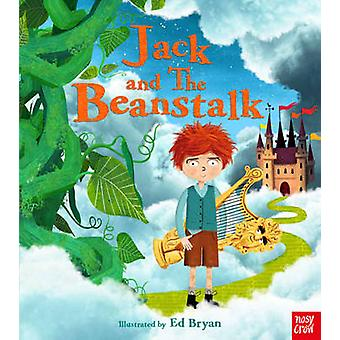 Jack and the Beanstalk by Ed Bryan - 9780857634733 Book