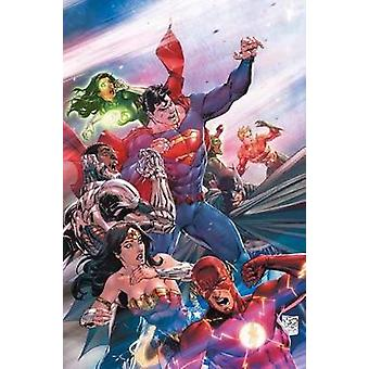 Justice League Vol. 4 Endless (Rebirth) by Bryan Hitch - 978140127397