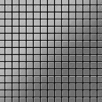 Metal mosaic Stainless Steel ALLOY Mosaic-S-S-MB