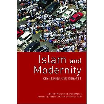 Islam ja nykyaikaa - keskeisiin kysymyksiin ja keskusteluista Muhammad Khalid Kristiina