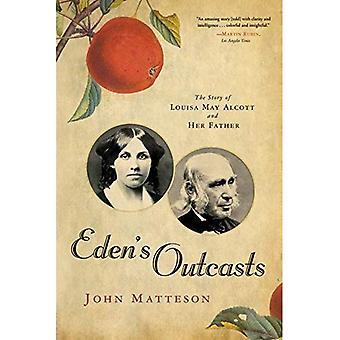 Párias de Éden: A história de Louisa pode Alcott e o pai dela