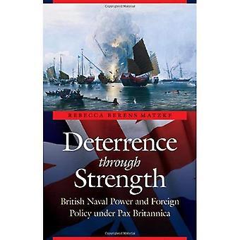 Abschreckung durch Stärke: Britische Seemacht und Außenpolitik unter Pax Britannica
