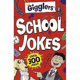 Gigglers: Scuola barzellette