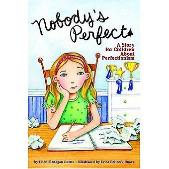 Nessuno è perfetto: una storia per bambini sul perfezionismo