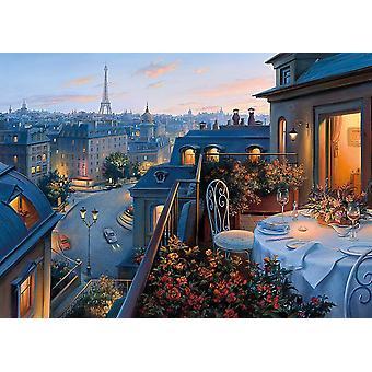 Gibsons wieczór w Paryżu Jigsaw Puzzle 1000 szt