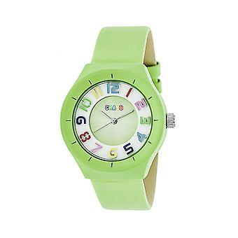 Crayo Atomic Unisex Watch - Lime