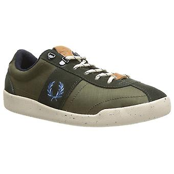 Formadores B6207 Fred Perry Nylon/camurça masculino