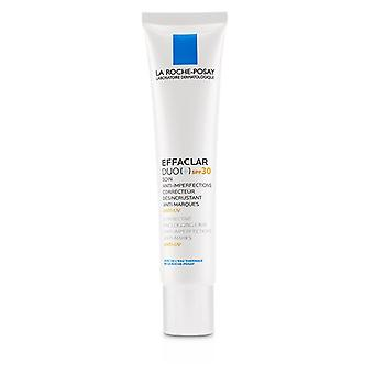 La Roche Posay Effaclar Duo (+) Corrective Unclogging Care Anti-imperfections Anti-marks Spf 30 - 40ml/1.35oz