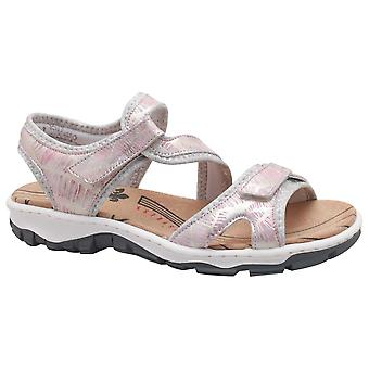 Rieker Adjustable Strap Walking Sandal
