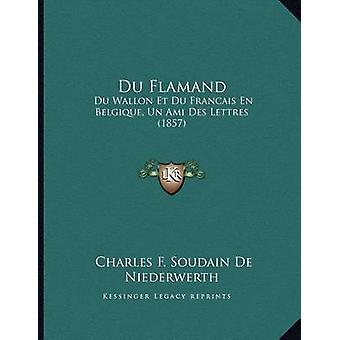 Du Flamand - Du Wallon Et Du Francais En Belgique - Un Ami Des Lettres