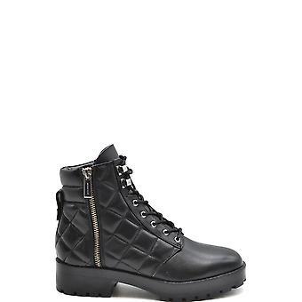 Michael Kors Ezbc063106 Women's Black Leather Ankle Boots
