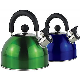 Yellowstone 2L metal fluierat Kettle