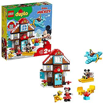 LEGO DUPLO 10889 Disney Mickey ' s Vacation House