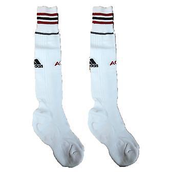 2011-12 AC Milan Away Socks (White)