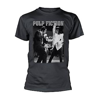 Men's Pulp Fiction Dancing T-Shirt