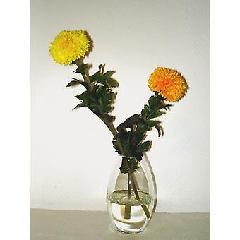 Artificial Silk Chrysanthemum