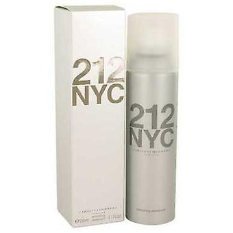 212 by Carolina Herrera deodorantti spray 5,1 oz (naiset) V728-540013