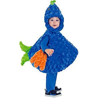 Bright Fish Toddler Costume