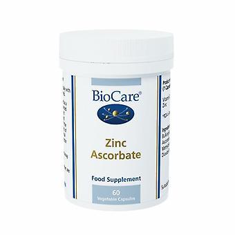 BioCare zinc ascorbat Vegicaps 60 (29460)
