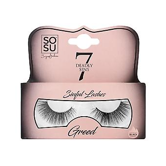 SOSUbySJ 3D Synthetic Lashes in Greed