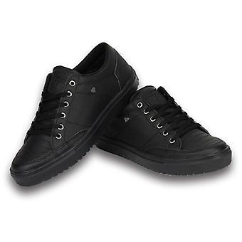 Shoes - Sneaker Low - Stunter Full Black - Black