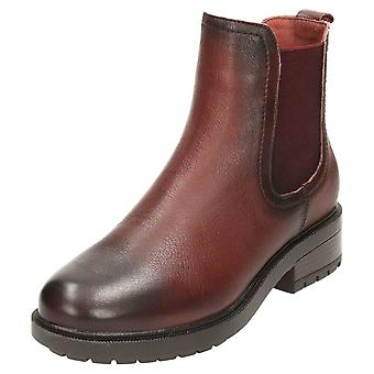 Carmela Leather Chelsea Ankle Boots 66963