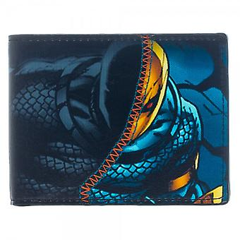 Wallet - DC Comics - Deathstroke Bi-Fold New Toys Licensed mw2cdzdco