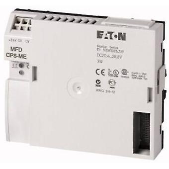 Eaton MFD-CP8-ME 267164 PLC add-on module 24 V DC