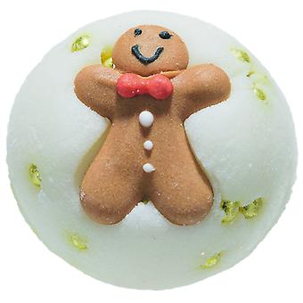 Bomb Cosmetics Bath Creamer - The Little Gingerbread Man