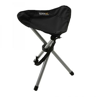 Regatta Ternio Tripod Stool Black