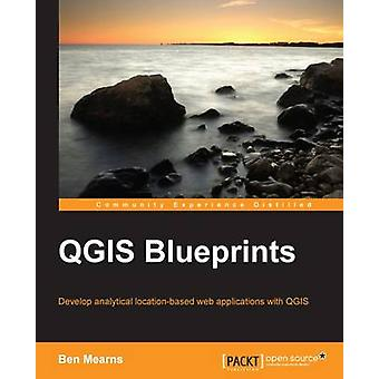 QGIS Blueprints by Mearns & Ben