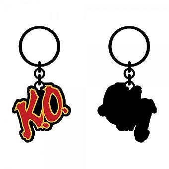 Key Chain - Street Fighter - KO New Licensed ke3wb8sfv