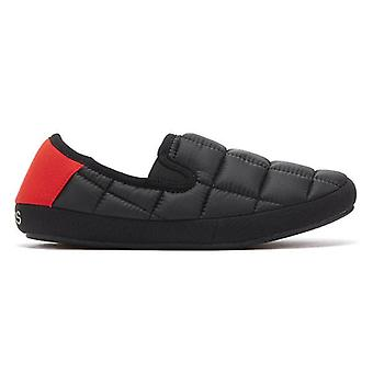 Coma Toes Malmoes Womens Black / Red Slippers