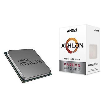Processore AMD Athlon 200GE Dual Core AM4 con grafica Radeon Vega
